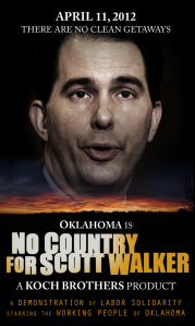 No country for scott walker