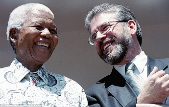 Gerry Adams and Nelson Mandela (345)